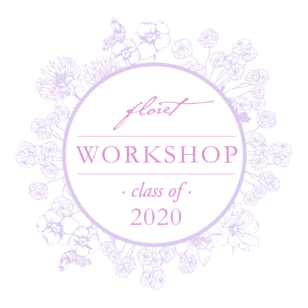Floret workshop class of 2020